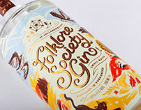 Folklore Society Gin
