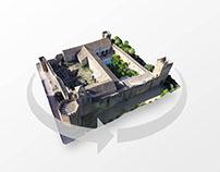 Alcázar Reyes Cristianos 3D