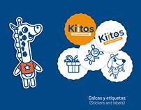 KIITOS branding