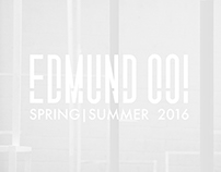 EDMUND OOI S/S 2016