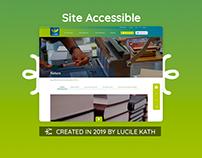 Création d'un site accessible