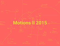 Motions 2015