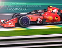 Scuderia Ferrari Progetto 668