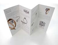 SA Brochure Design - Shimansky Jewellers