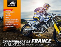 Apollo - Motocross company, France,USA