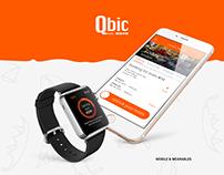 Qbic  · Apps