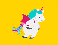 WisherTV Character Design