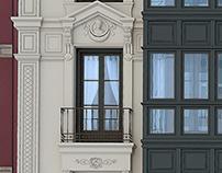 2014 - C/ Colon de Larreategui (Bilbao-Bizkaia)