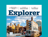 Explorer Magazine - Demo