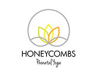 Logo design: HoneyCombs