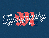 Music Typography