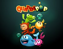 Sony Ericsson Quadrapop Game