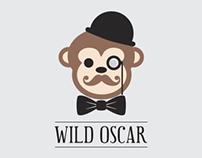 Wild Oscar Logo Design