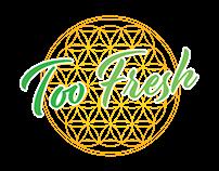 Too Fresh logo design