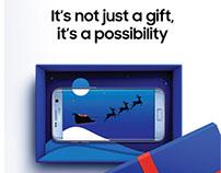 Samsung Colou Marketing Press (Holiday version)