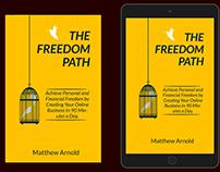 Book Cover Design Folio for Amazon Kindle