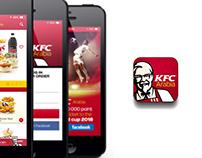 KFC ARABIC | MOBILE APP