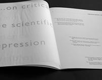 Psychoanalysis Booklet