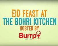 Burrp Eid Feast by Bohri Kitchen Video