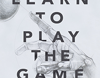 Film poster. Learn to Play the Game
