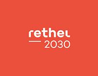 Rethel 2030 - Brand design
