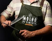 Chef Gustavo Garib   Design de Embalagem