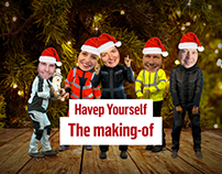 HAVEP Yourself - Making of
