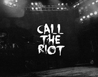 Call the Riot | Logo Design