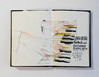 2014-Sketching travel-Nov/Dec