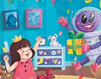 Illustrations for Storytime Magazine (2018)