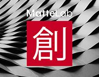 MatteLab Web Design and Process