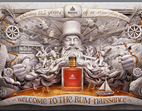Bundaberg Rum 125th Anniversary