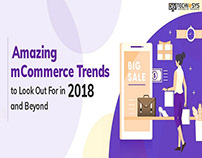 Amazing mCommerce Trends to Look Out For in 2018