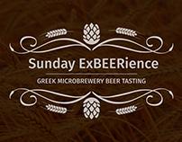 Sunday Exbeerience Festival - Branding & Promo Material