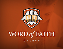 Word of Faith Church - Concept