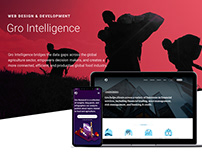 Gro Intelligence Website