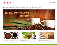 Food2go Online Coffee Store