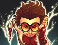Flash Tribute: Impulse