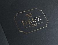 Deux Club | Logo Design