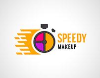 Makeup studio business logo