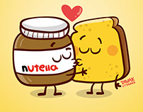 HAPPY NUTELLA DAY