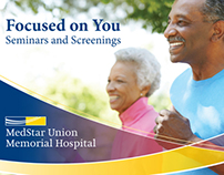 Health Screenings Mailer