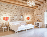 Charming room _ Sicilian country house _ Sicily