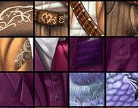 Texture Showreel 2011