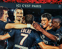 Ooredoo - Paris Saint-Germain