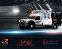 Dubai Ambulance Game