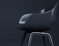 Четыре модификации стула