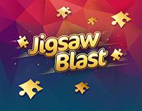 Jiqsaw blast game