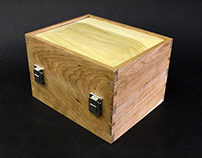 Dovetail Joint Box