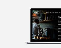 Food WordPress Theme Responsive Restaurant Template